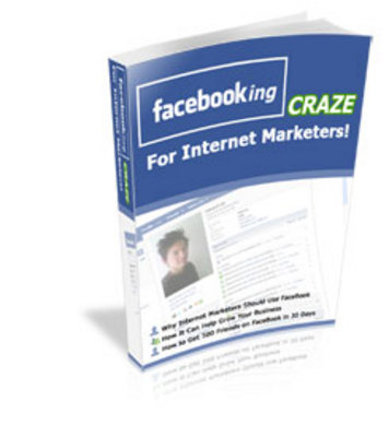 Product picture Profit from FaceBook Craze