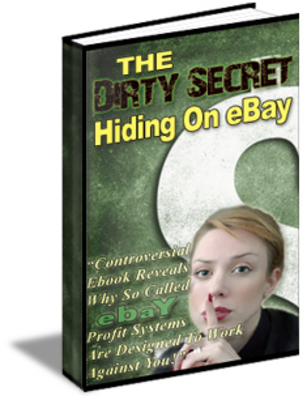 Product picture The Dirty Secret Hiding On Ebay